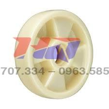 Bánh xe nâng tay- nilon- 180*50