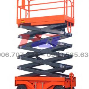 Thang nâng người bán tự động GTJY nâng cao 8m-12m