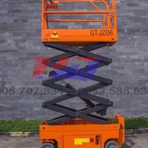 Thang nâng người tự hành GTJZ nâng cao 6m-14m
